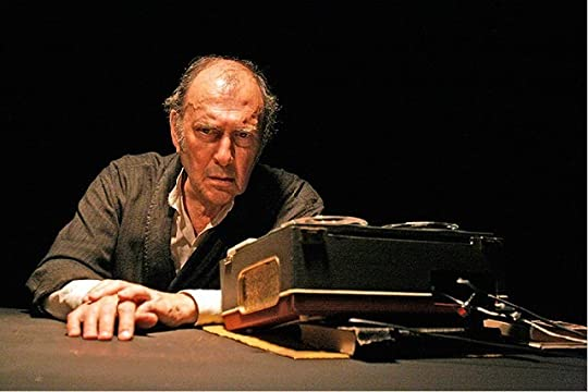 Pinter playing Krapp