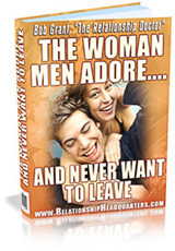 the woman men adore book