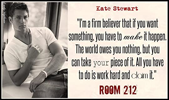 Room 212 by Kate Stewart