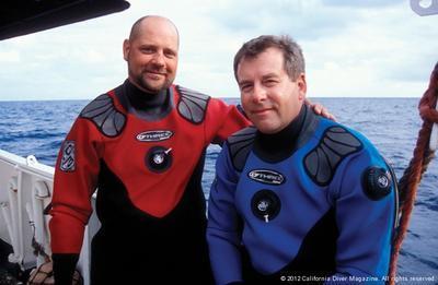 Richie Kohler and John Chatterton