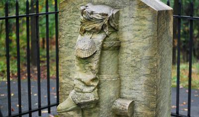 Saratoga Boot Monument