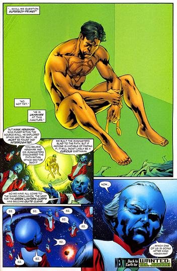 Green Lantern Female Naked