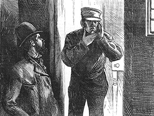 The signalman by dickens