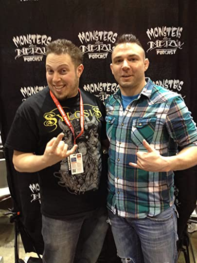 with Decapitated Dan, the most prolific comics journalist out there.