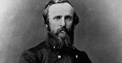 Major General Rutherford B. Hayes
