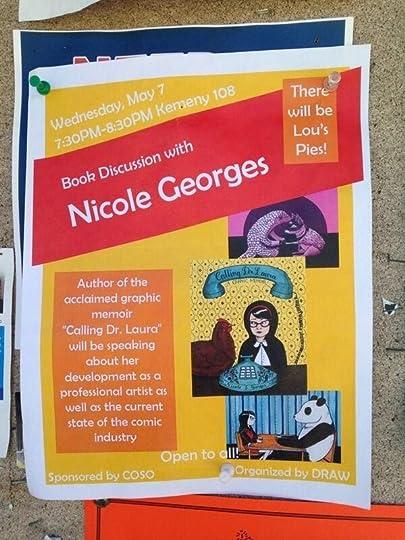 Nicole J  Georges's Blog