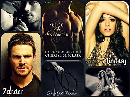 Edge Of The Enforcer Mountain Masters Dark Haven 4 By Cherise Sinclair