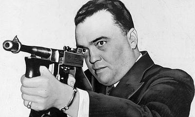 J Edgar Hoover 1936