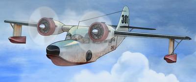 Rip Riley Sea Plane