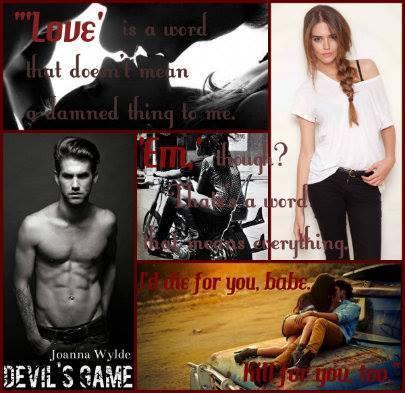Devils Game Joanna Wylde Epub