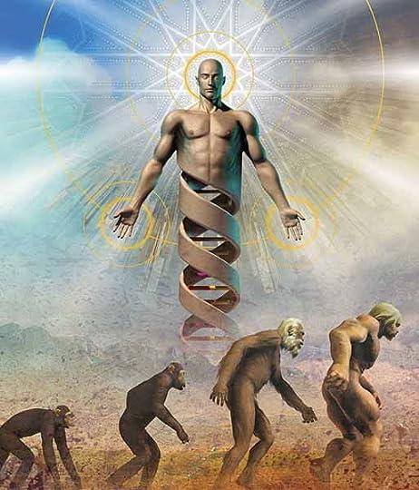 Transhuman photo: Human Evolution Evolution2.jpg