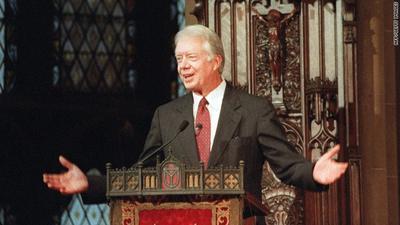 Jimmy Carter interfaith service 1991