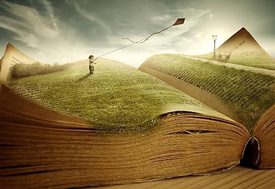 Book inside book photo: Lost Inside a book 11.jpg