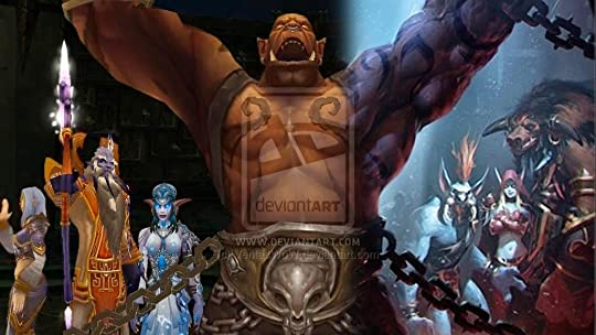 War crimes world of warcraft 13 by christie golden the alliance chooses tyrande to be the accuser and no one really wants to defend garrosh who is sitting there rolling his eyes and smirking basically fandeluxe Gallery