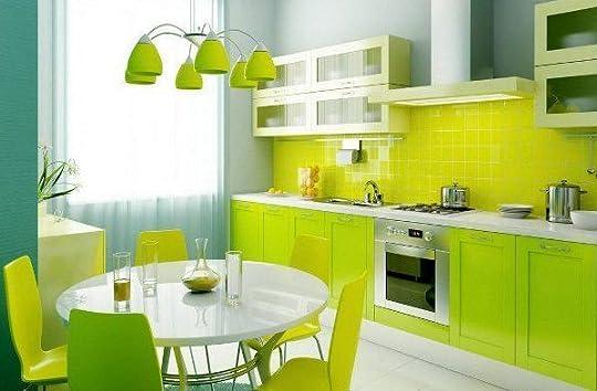 evan tyler's blog - green glass tiles for kitchen backsplashes and