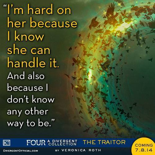 The Traitor (Divergent, #0 4) by Veronica Roth