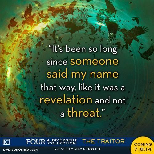 Four The Traitor Pdf
