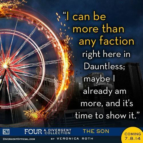 Four a divergent story collection by veronica roth description description fandeluxe Gallery