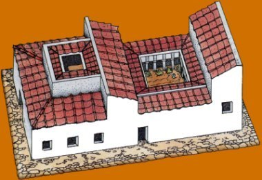 Kevin L. O'Brien's Blog: Songs of the Seanchaí - Ancient Roman Homes on ottoman plans, ancient city plans, building roman villa design plans, ancient wood plans, ancient greek plans, ancient egyptian plans,
