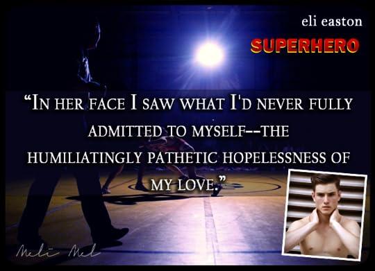 ELI EASTON SUPERHERO EBOOK