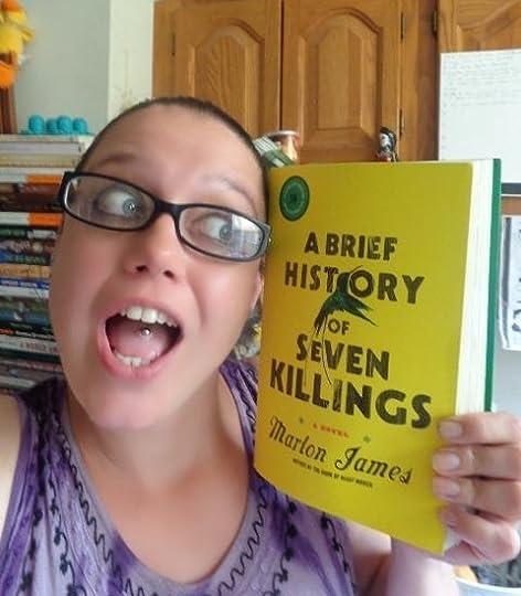 A Brief History of Seven Killings by Marlon James