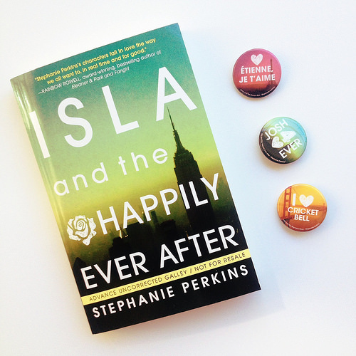 Stephanie Perkins Isla And The Happily Ever After Epub