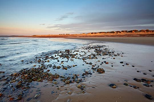 Beach in Suffolk