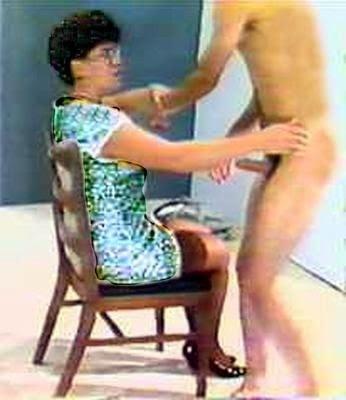 Aunt spanks boys bare bottom
