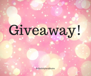 giveway on beth hyland facebook page