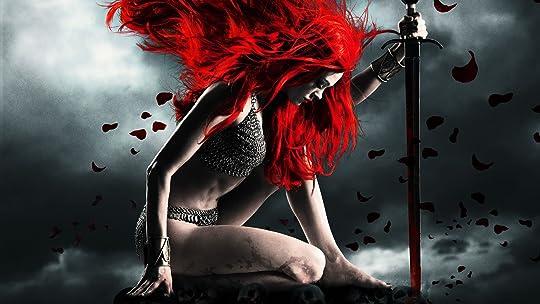 red sonya