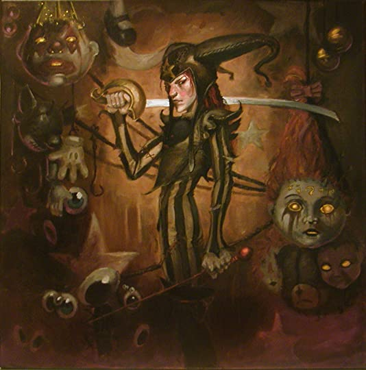 The Plucker by Gerald Brom ( Hardcover)