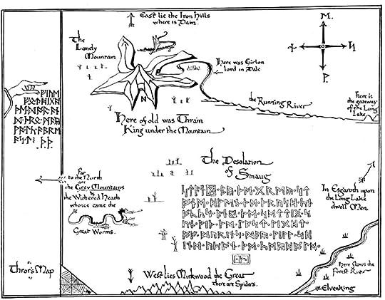 SF/F Map #11