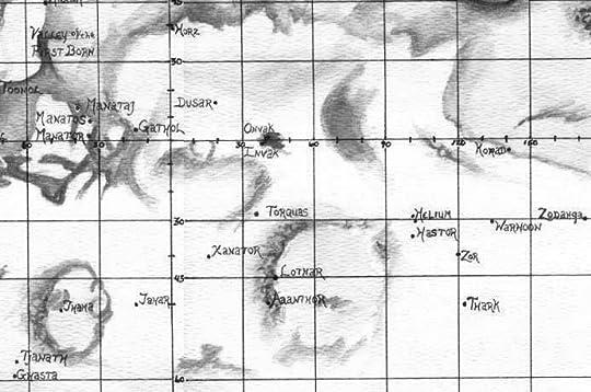 SF/F Map #13