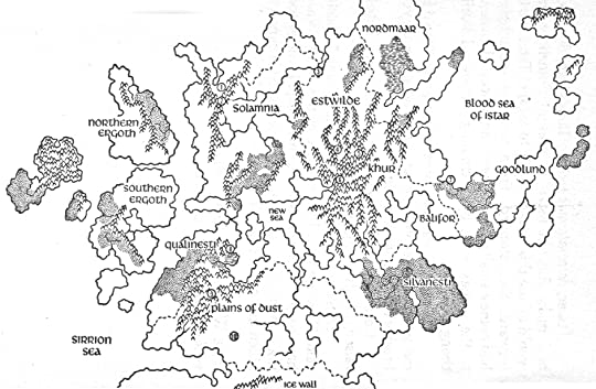 SF/F Map #14