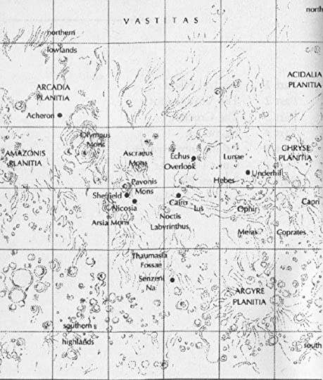 SF/F Map #15