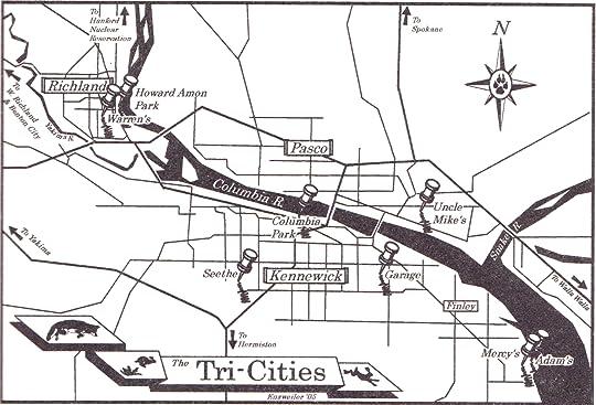 SF/F Map #16