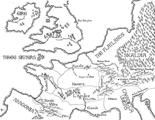 SF/F Map #17