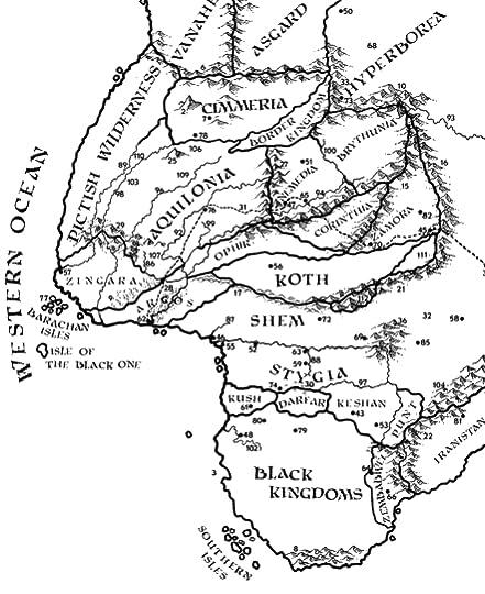 SF/F Map #19