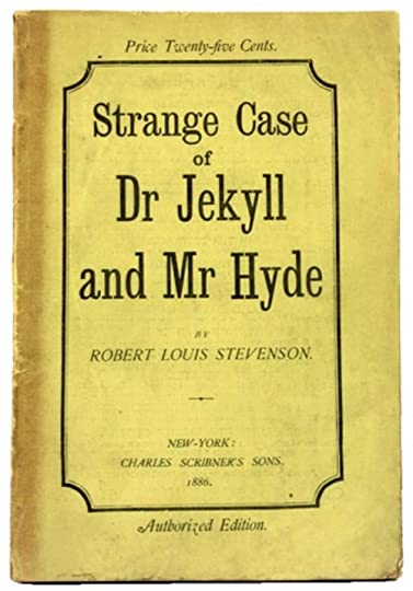 dr jekyll and mr hyde thesis statements