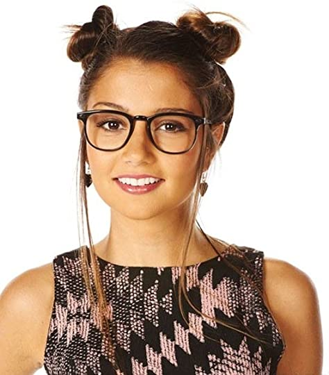 imogen from degrassi with her hair down - photo #14