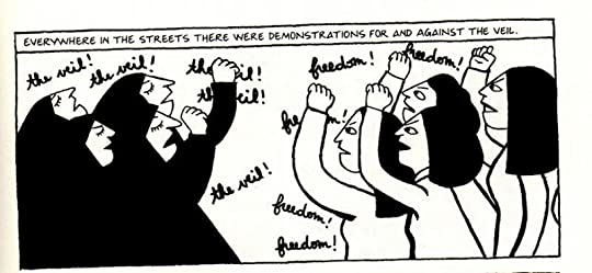 Roya S Review Of Persepolis The Story Of A Childhood