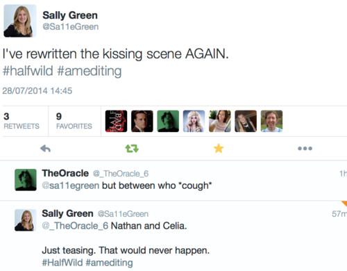 Half Wild Sally Green Pdf