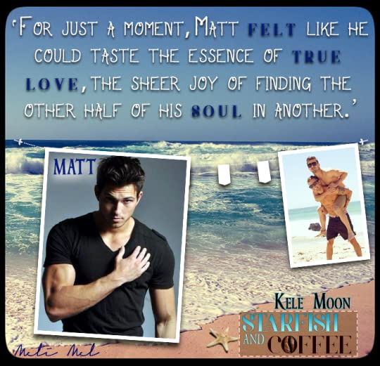 Starfish and coffee by kele moon the book then goes back in time to where alex and matt met matt was trying to avoid being stepping into his fathers shoes as head of the family company fandeluxe Epub