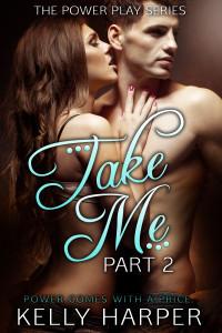 Take Me P2 Cover