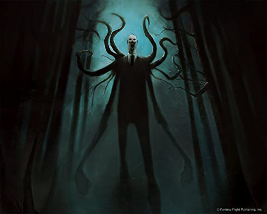 I Slept with Slender Man by Emma Steele