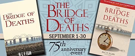 Sign up to host THE BRIDGE OF DEATHS by MCV Egan