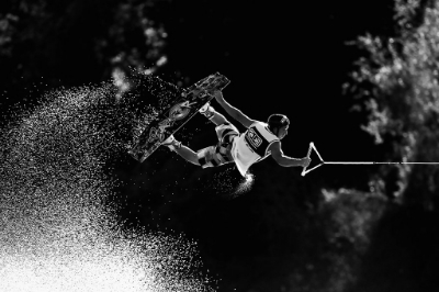 wakeboarder chris yarrow being awesome.