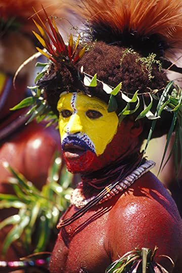 Native from Papua New Guinea