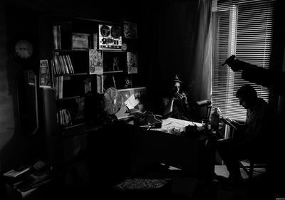 Buck Baxter, Love Detective by Geoffrey Knight