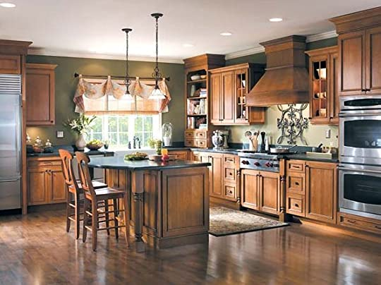 Tuscan Kitchen Design Ideas With Hanging Lamp Tuscan Kitchen Design Ideas Lowering The Cost
